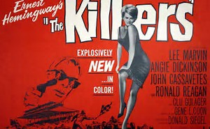 The Killers 1964 poster