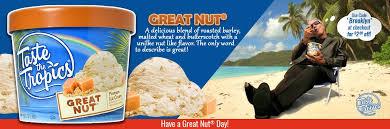Taste Tropics ice cream