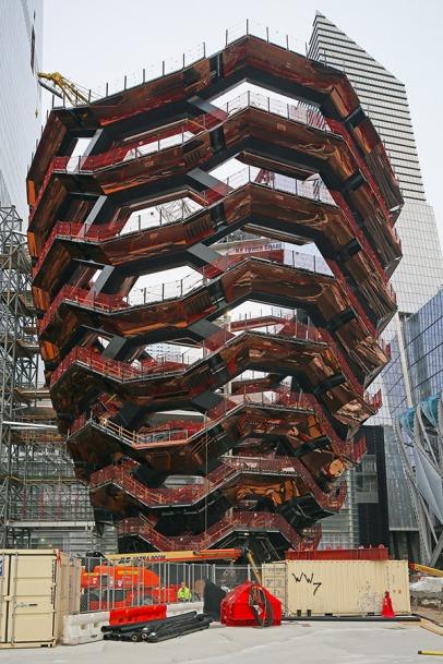 Vessel in NY