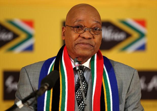 Jacob Zuma renuncia