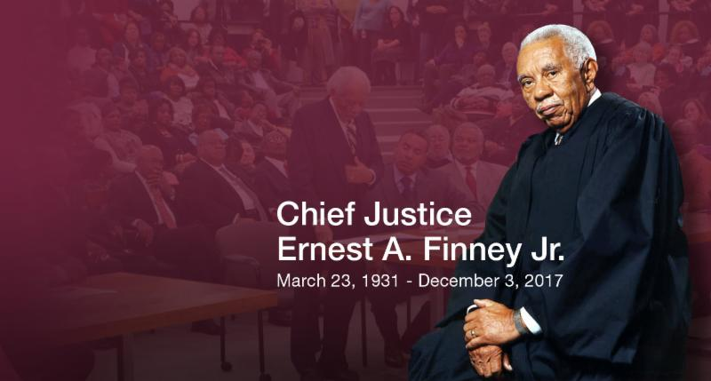 Ernest A. Finney Jr.