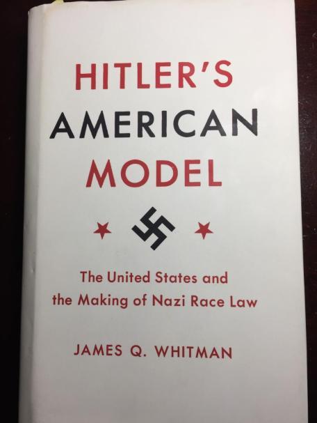 Hitler American Model