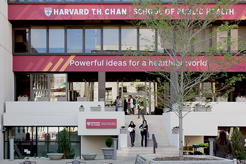 Harvard TH Chan School of Public Health