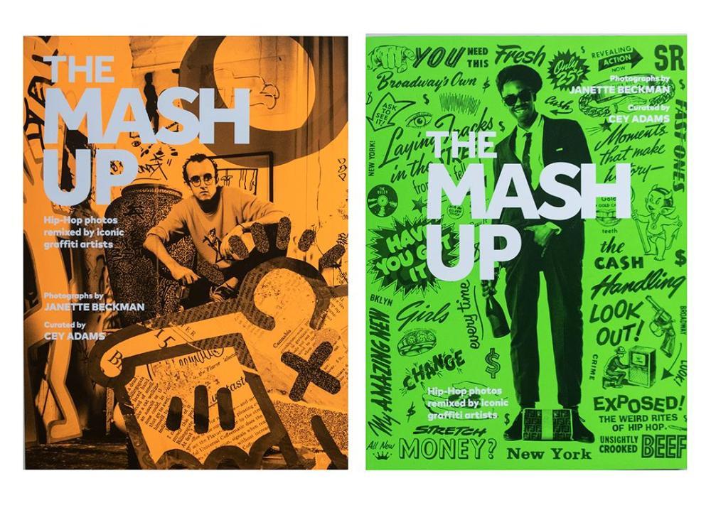 Mash Up book