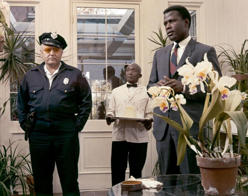 rod steiger, sidney poitier and jester hairston