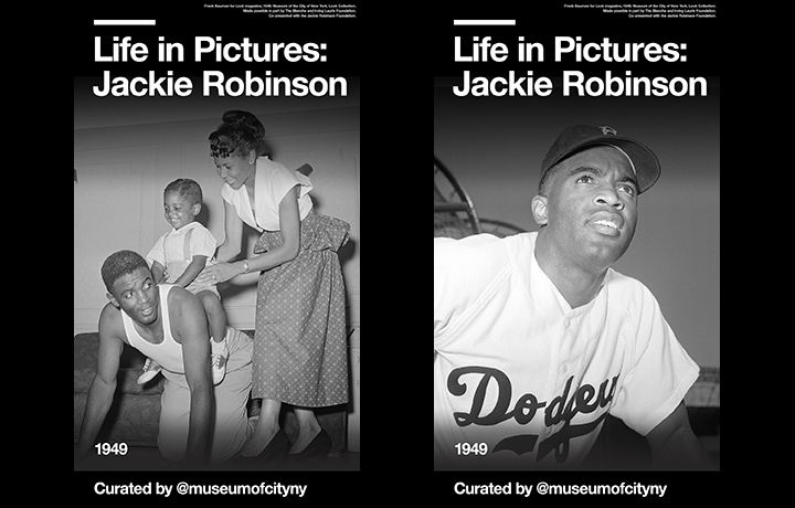 jackie-robinson and family