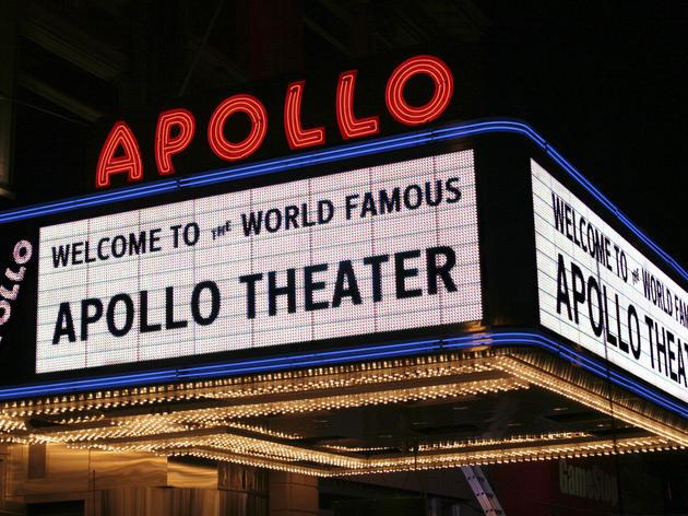 The Apollo teather